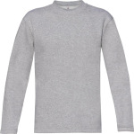 B&C – Open Hem Sweat for embroidery and printing