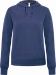 B&C – Hooded Sweat DNM Universe /Women for embroidery and printing
