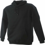 James & Nicholson – Hooded Sweat for embroidery and printing