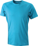 James & Nicholson – Men's Running Reflex-T Funktion T-Shirt for embroidery and printing