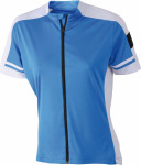 James & Nicholson – Ladies´ Bike-T Full Zip for embroidery and printing