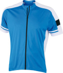 James & Nicholson – Men´s Bike-T Full Zip for embroidery and printing