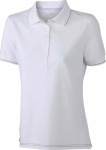 James & Nicholson – Ladies´ Elastic Polo for embroidery and printing