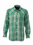 James & Nicholson – Men's UV-Protect Trekking Shirt Long-Sleeved zum besticken und bedrucken