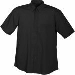 James & Nicholson – Men's Promotion Shirt Short-Sleeved for embroidery and printing