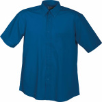 James & Nicholson – Men's Promotion Shirt Short-Sleeved zum besticken und bedrucken