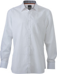 James & Nicholson – Men's Plain Shirt for embroidery and printing