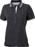 James & Nicholson – Ladies´ Lifestyle Polo for embroidery and printing