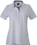 James & Nicholson – Ladies´ Plain Polo for embroidery and printing