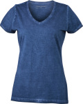 James & Nicholson – Ladies´ Gipsy T-Shirt for embroidery