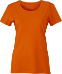 James & Nicholson – Ladies´ Urban T-Shirt for embroidery and printing