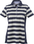 James & Nicholson – Ladies' Maritime Polo for embroidery and printing