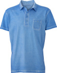 James & Nicholson – Men's Gipsy Polo zum besticken