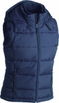 James & Nicholson – Men's Padded Vest zum besticken
