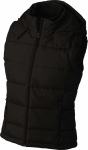 James & Nicholson – Ladies' Padded Vest zum besticken