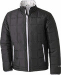 James & Nicholson – Men´s Padded Light Weight Jacket zum besticken