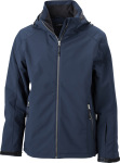 James & Nicholson – Men´s Wintersport Softshell for embroidery and printing