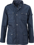 James & Nicholson – Men's Urban Style Jacket for embroidery and printing