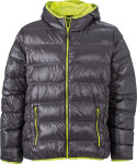 James & Nicholson – Men´s Down Jacket hímzéshez