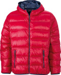 James & Nicholson – Men´s Down Jacket zum besticken