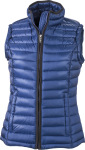 James & Nicholson – Ladies' Quilted Down Vest hímzéshez