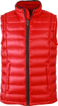 James & Nicholson – Men's Quilted Down Vest for embroidery