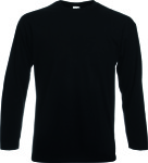 Fruit of the Loom – Valueweight Long Sleeve T zum besticken und bedrucken