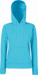 Fruit of the Loom – Lady-Fit Hooded Sweat for embroidery and printing
