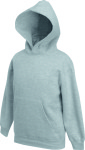 Fruit of the Loom – Kids Hooded Sweat for embroidery and printing