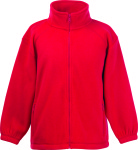 Fruit of the Loom – Kids Fleece Jacket hímzéshez