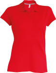 Kariban – Ladies Short Sleeve Pique Polo Shirt for embroidery and printing