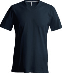 Kariban – Men ́s Short Sleeve V-Neck T-Shirt for embroidery and printing