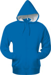 Kariban – Full Zip Heavyweight Hooded Sweatshirt for embroidery and printing