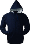 Kariban – Full Zip Heavyweight Hooded Sweatshirt zum besticken und bedrucken