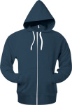 Kariban – Heather Hooded Sweat-Jacket for embroidery and printing