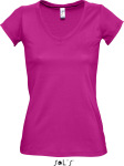 SOL'S – Women´s V-Neck T-Shirt Mild for embroidery and printing