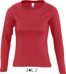 SOL'S – Womens Long Sleeves-T Majestic for embroidery and printing