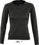 SOL'S – Womens V Neck Sweater Galaxy for embroidery and printing