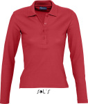 SOL'S – Ladies Longsleeve Polo Podium for embroidery and printing