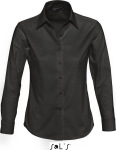 SOL'S – Ladies Oxford-Blouse Embassy Longsleeve for embroidery and printing