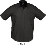 SOL'S – Mens Oxford-Shirt Brisbane Shortsleeve for embroidery and printing