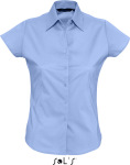 SOL'S – Ladies Stretch-Blouse Excess Shortsleeve for embroidery and printing