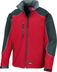 Result – Ice Fell Hooded Soft Shell Jacket zum besticken und bedrucken