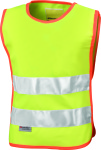 Result – Junior Safety Tabard for embroidery and printing