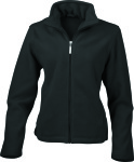 Result – La Femme Micro Fleece Jacket for embroidery