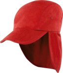 Result – Junior Fold Up Legionnaires Cap for embroidery