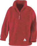 Result – Youth Active Fleece Top zum besticken