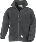 Result – Junior Active Fleece Jacket zum besticken