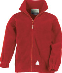 Result – Junior Active Fleece Jacket hímzéshez