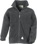 Result – Youth Active Fleece Jacket zum besticken